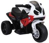 Elektrische kindermotor / driewieler - BMW S 1000 RR - Rood_
