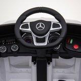 Elektrische Kinderauto Mercedes Benz GLC 63 S Zwart 12V Met Afstandsbediening FULL OPTIONS_