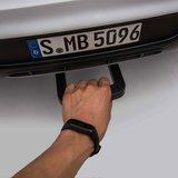 Elektrische Kinderauto Mercedes Benz GLC 63 S Rood 2 Persoons 12V Met Afstandsbediening FULL OPTIONS_