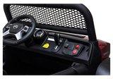 Elektrische Kinderauto Mercedes Benz Unimog Camouflage 2 Persoons 4x4 met Mp4 Scherm en Afstandsbediening FULL OPTIONS_