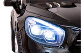Elektrische Kinderauto Mercedes-Benz SL65 AMG Zwart 12V met MP4 Scherm en Afstandsbediening