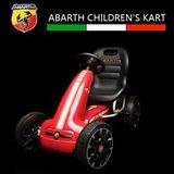 Abarth Go-Kart Skelter - Rood 9