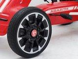 Abarth Go-Kart Skelter - Rood 4