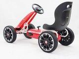 Abarth Go-Kart Skelter - Rood 6