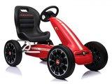 Abarth Go-Kart Skelter - Rood 3