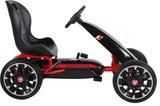 Abarth Go-Kart Skelter - Zwart 2