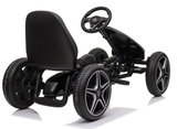 Mercedes-Benz Go Kart Skelter - Zwart_