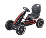 Abarth Go-Kart Skelter - Zwart 1