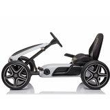 Mercedes-Benz Go Kart Skelter - Wit_