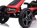 Mercedes-Benz Go Kart Skelter - Rood_