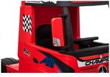 Elektrische Kinder vrachtauto Mercedes Actross Truck 4x4 Rood 24V Met Afstandsbediening FULL OPTIONS_