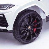 Elektrische Kinderauto Lamborghini Urus Wit 12V Met Afstandsbediening _