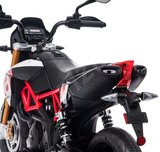 Elektrische Kindermotor Aprilia Dorsoduro 900 Zwart 12V_