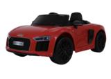 Elektrische Kinderauto Audi R8 Spyder Rood 12V Met Afstandsbediening_