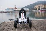 Go-Kart Skelter - Wit_