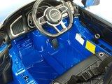 Elektrische Kinderauto Audi R8 Blauw 12V Met Afstandsbediening