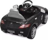 Elektrische Kinderauto Mercedes-Benz SLS AMG Zwart 6V Met Afstandsbediening_