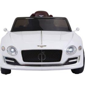 Elektrische Kinderauto Bentley EXP 12V met Afstandsbediening - Wit