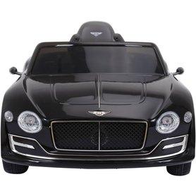 Elektrische Kinderauto Bentley EXP 12V met Afstandsbediening - Zwart