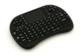 Rii i8 Mini Wireless Keyboard Zwart