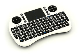 Rii i8 Mini Wireless Keyboard Wit