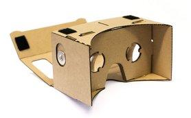 Vouwbaar VR Bril