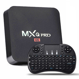 MXQ Pro Android Kodi 5.1 tv box Bundel