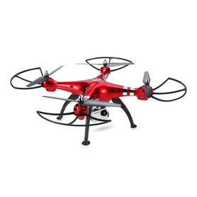 Syma X8HG Quadcopter - Rood