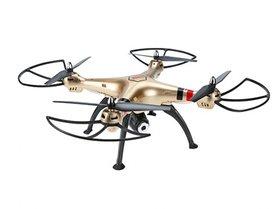 Syma X8HW Quadcopter - Goud