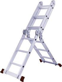 Multifunctionele Ladder 3.8 Meter - Aluminium