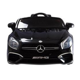 Elektrische Kinderauto Mercedes-Benz SL65 AMG Zwart 12V Met Afstandsbediening