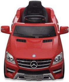 Elektrische Kinderauto Mercedes-Benz ML350 Rood 6V Met Afstandsbediening