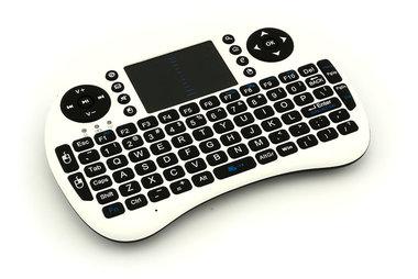 Rii i8 Mini Wireless Keyboard Wit