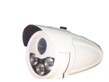 Beveiligingscamera met drie grote Infrarood Lampen (2.0MP)