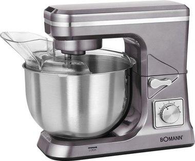 Bomann KM 1393 CB - Keukenmachine - Titan