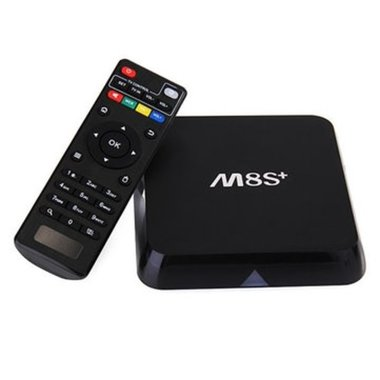 M8S plus Android Kodi 5.1 Android tv box - 2GB 8GB