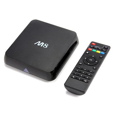 M8S Android Kodi 4.4 Android tv box - 2GB 8GB