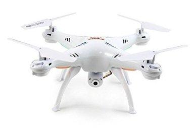 Drone Syma X5SW - Wit