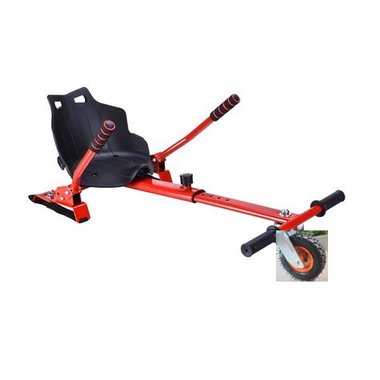 Hoverkart - Hoverseat voor Hoverboard – OFF ROAD - Rood