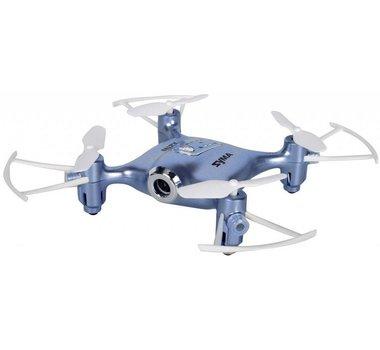 Syma X21W Quadcopter - Blauw