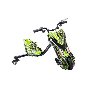 Elektrische Drift trike Kart 250W 36V Hip-Hop Groen