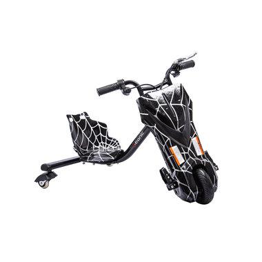 Elektrische Drift Trike Kart 250W 36V Spider Zwart