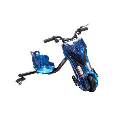 Elektrische Drift Trike Kart 250W 36V Sky Blauw