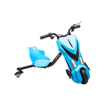 Elektrische Drift Trike Kart 250W 36V Blauw