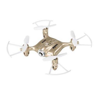 Syma X21W Quadcopter - Goud