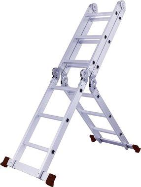 Multifuncionele Ladder 2.6 Meter -  Aluminium