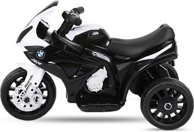 Elektrische kindermotor / driewieler - BMW S 1000 RR - Zwart