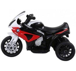 Elektrische kindermotor / driewieler - BMW S 1000 RR - Rood