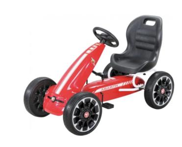 Abarth Go-Kart Skelter - Rood 1