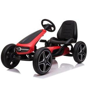Mercedes-Benz Go Kart Skelter - Rood